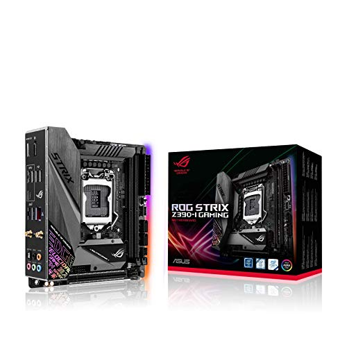 ASUS ROG STRIX Z390-I GAMING Prise Intel 1151 Carte Mère