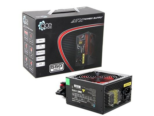 Ace Noir 550W PSU