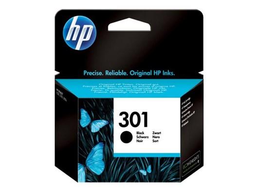 HP 301 Cartouche d'encre Noir Authentique 190 Pages