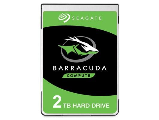 Seagate BarraCuda 2TB SATA III 2.5