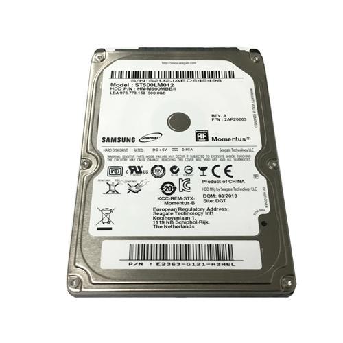 Disque Dur Samsung 500GO SATA 2.5